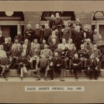 Essex County Council in 1892, Spalding Collection. I/Sp 15/343B