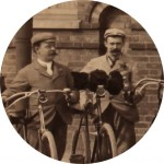 North London Cycling Club moustaches (I-Sp 15-384)