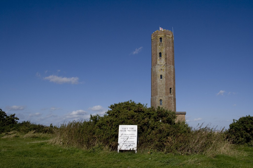 The Naze Tower