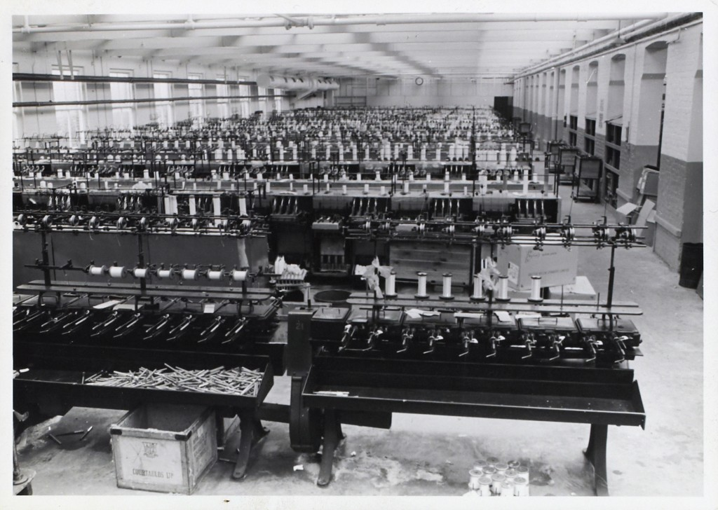 Machinery at the Courtauld works (A6798 pt 12)