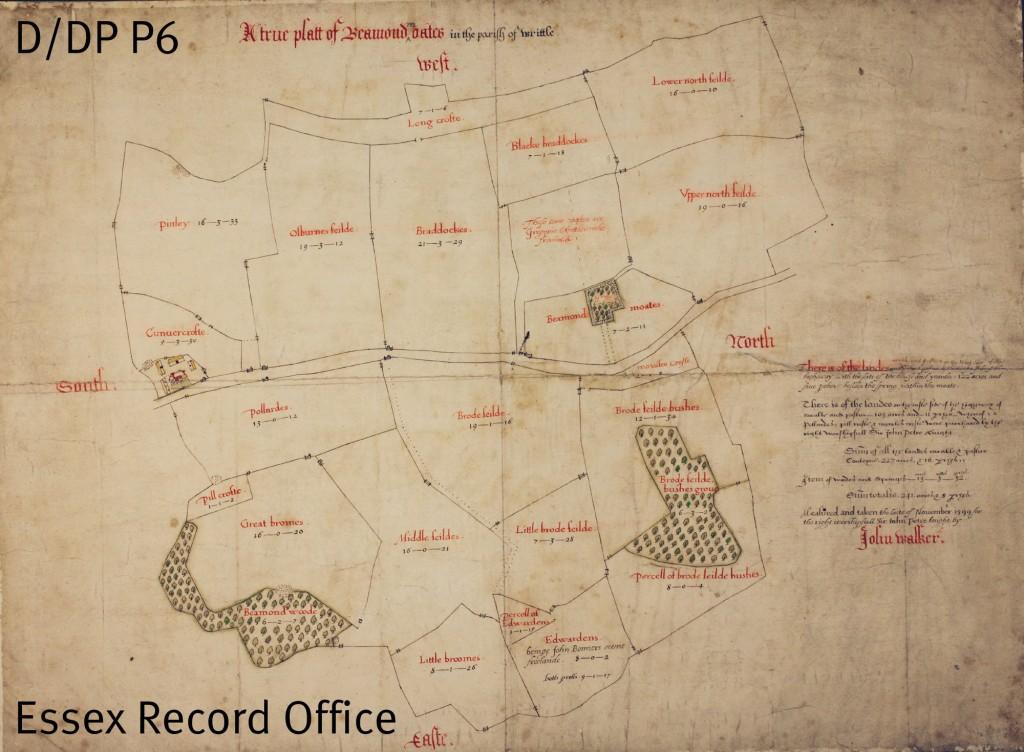 D/DP P6 map of Chignall