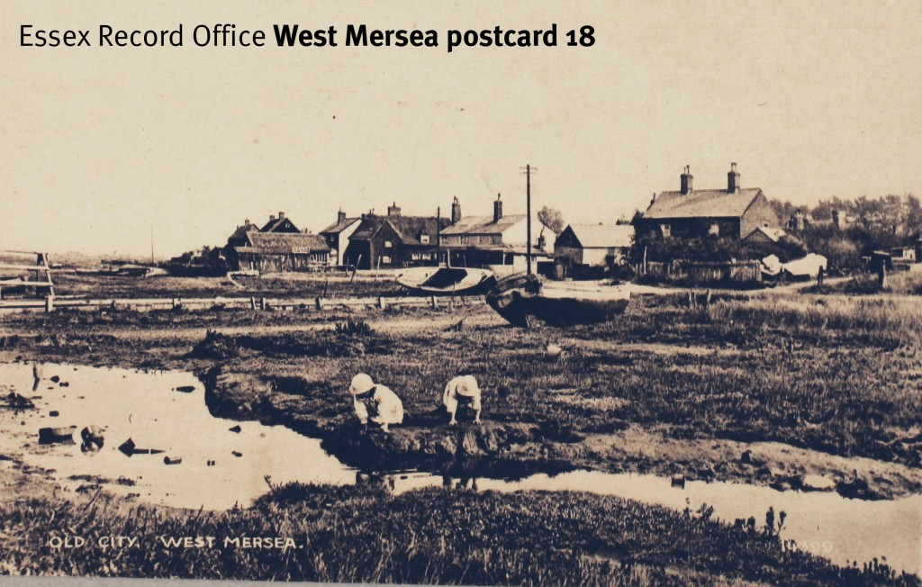 West Mersea postcard 18