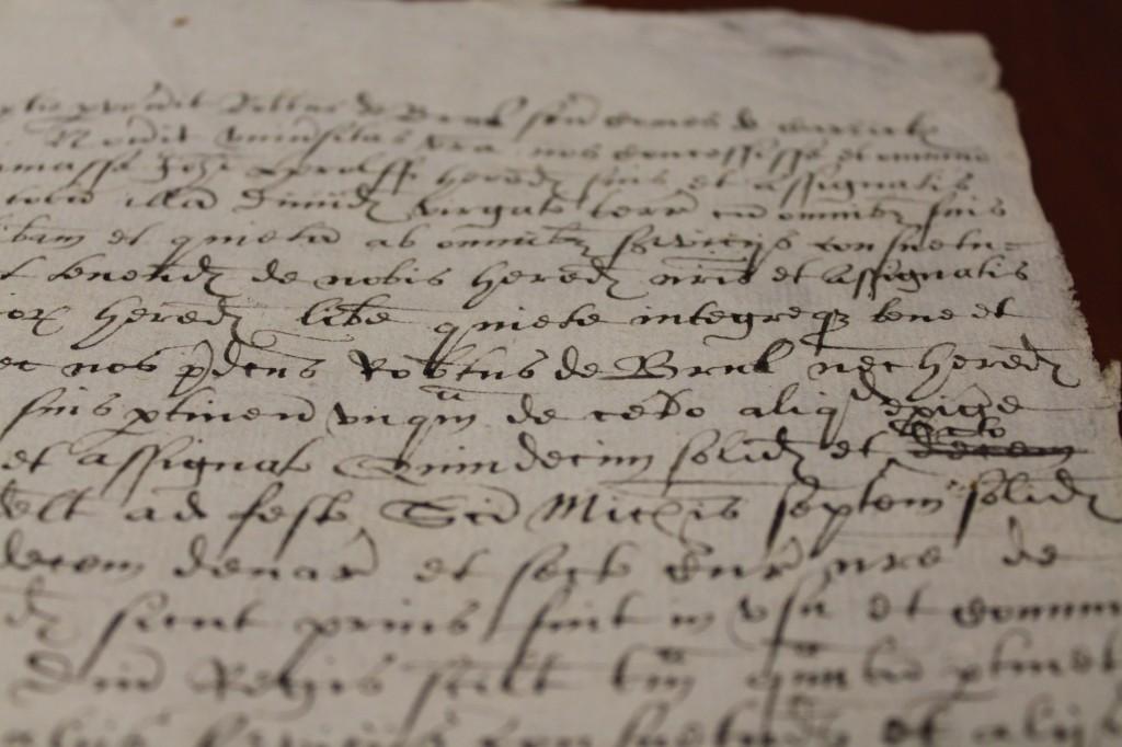 D/DP T1/1770 - names Robertus de Brus