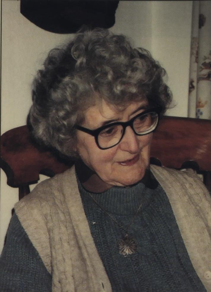Hilda Grieve