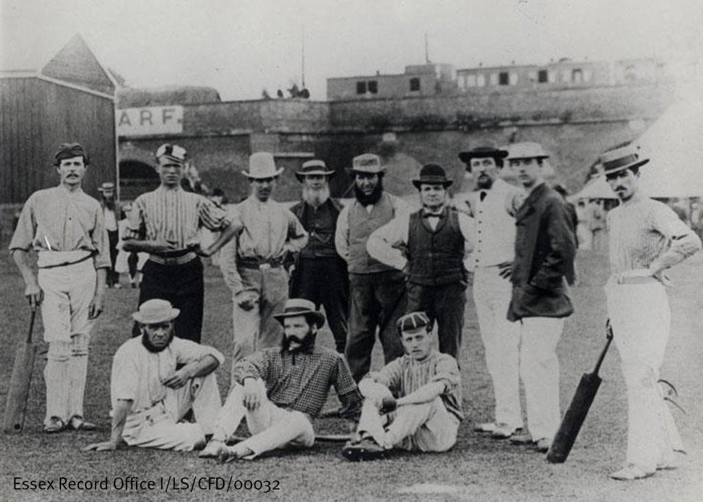 Cricket team 1870 watermarked