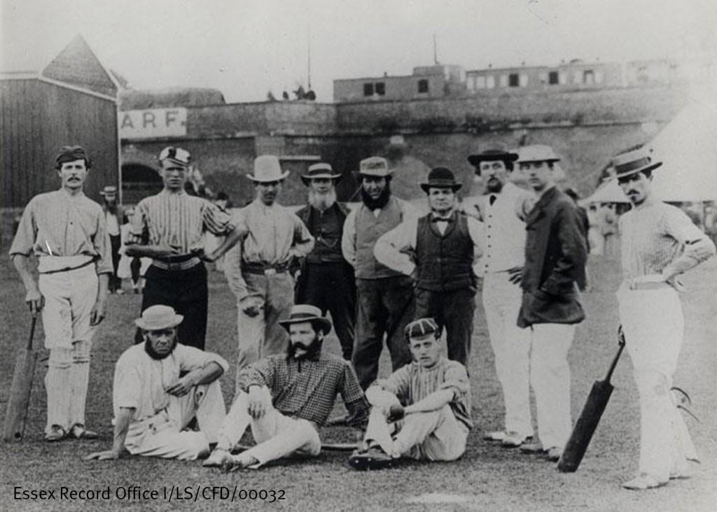 Cricket team 1870 watermarked