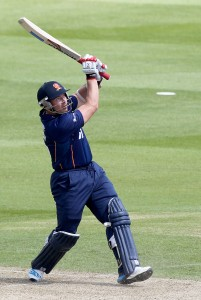 Graham Napier in action for Essex County Cricket Club (Photo: Nick Wood/Essex Cricket)