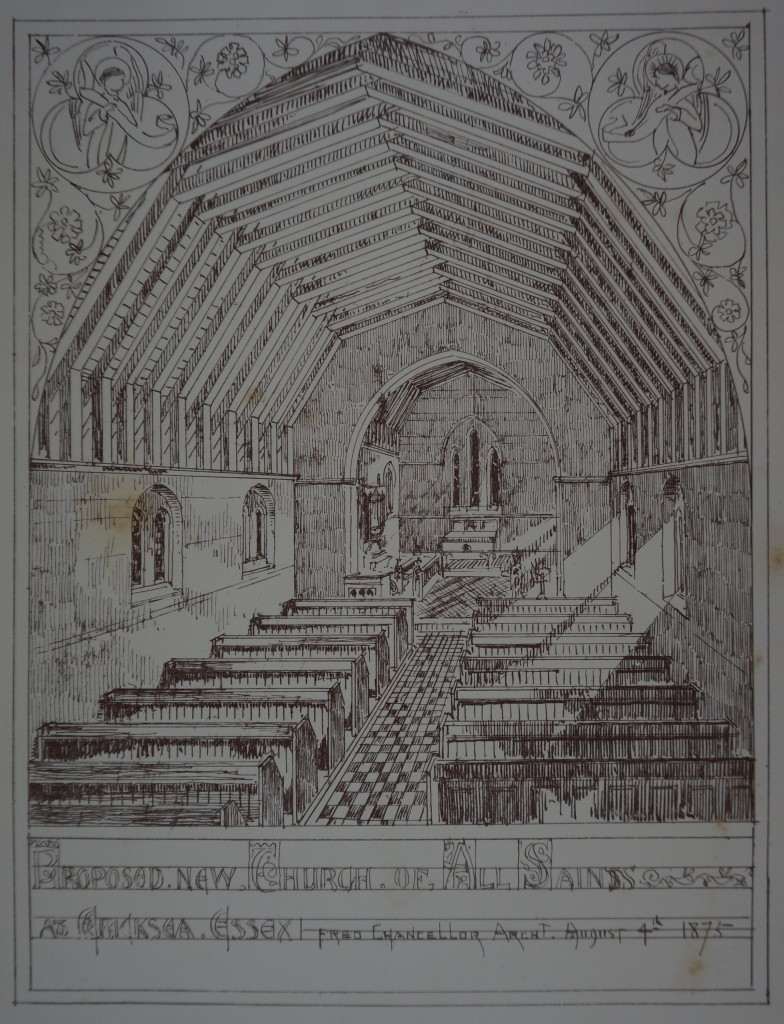 First scheme of 1875