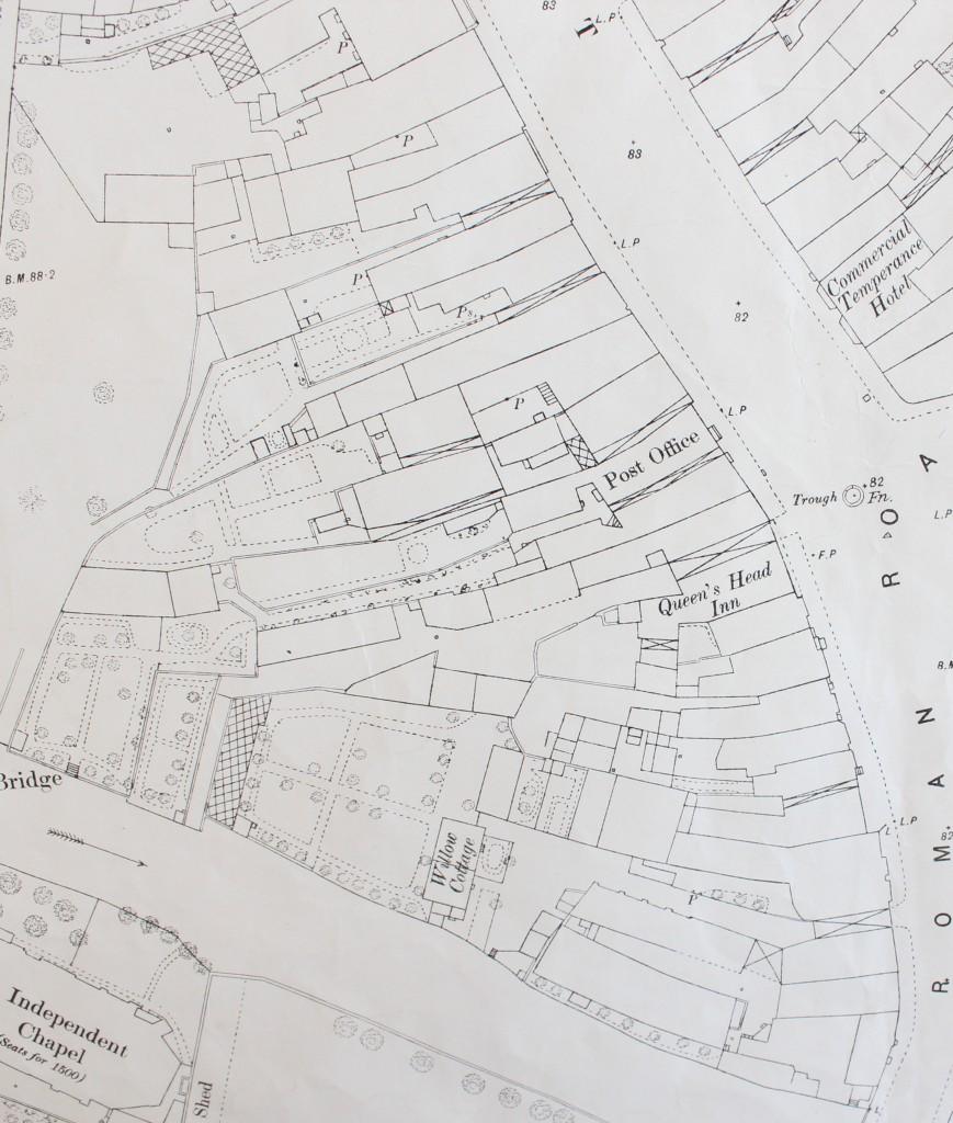 (2) OS Map 1876