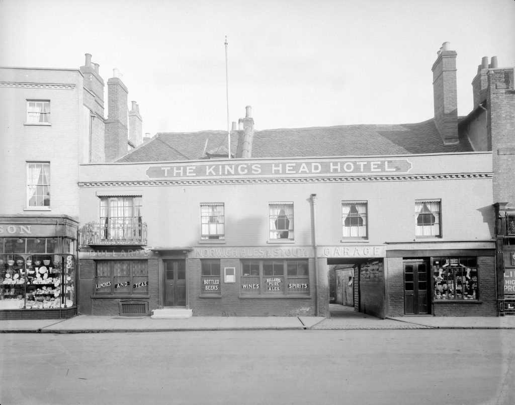 King's Head Chelmsford | Essex Record Office