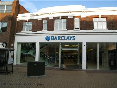Barclays Bank, 40-41 High Street Chelmsford