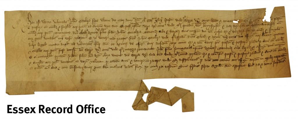 Latin will of John Cotelere