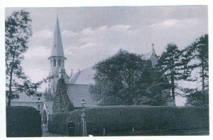 Brentwood Cathedral in c. 1930 (I/Mb 52/1/21)