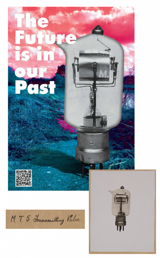 The future is in our past - Transmitting valve